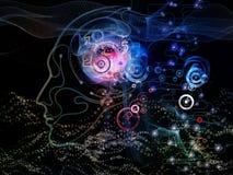 Реальность сознавания машины Стоковая Фотография RF