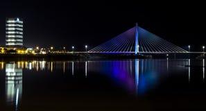 Реальный мост Стоковые Изображения