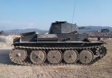 Реальный немецкий танк Стоковые Фото