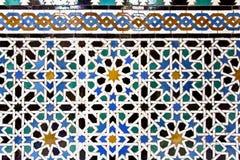 Реальный Alcazar в Севилье, Андалусии Стоковое Фото