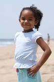 ребенок афроамериканца Стоковые Фотографии RF