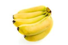 ребенок бананов немногая Стоковое фото RF