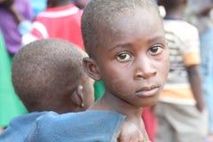Ребенок бедности Стоковые Фото