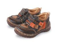 ребенок ботинка меньшие пары Стоковая Фотография RF