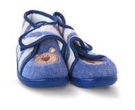 ребенок ботинка меньшие пары Стоковые Изображения