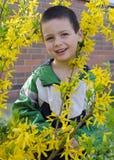 Ребенок весны Стоковые Изображения RF