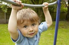 ребенок грязный Стоковые Изображения RF