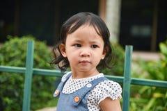 Ребенок девушки Стоковые Изображения