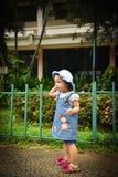 Ребенок девушки Стоковое Изображение RF