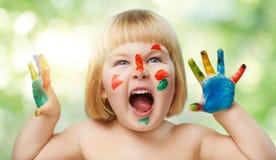 ребенок красотки Стоковые Фотографии RF