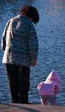 ребенок любознательний Стоковое Фото