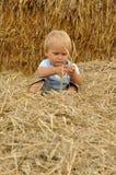 ребенок меньшяя сторновка Стоковые Изображения RF