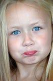 ребенок непослушный стоковая фотография rf