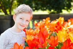 ребенок 11 осени Стоковое фото RF