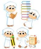 ребенок от Объединенных эмиратов Стоковые Фотографии RF
