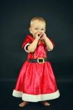 Ребенок рождества Стоковые Изображения RF