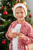 Ребенок рождества Стоковое фото RF