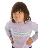 ребенок сумашедший Стоковая Фотография