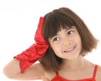 ребенок уверенно Стоковая Фотография RF