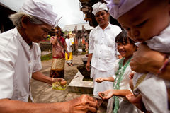 ребенок церемоний индусский Стоковые Фото