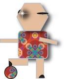 ребенок шарика Стоковые Изображения RF