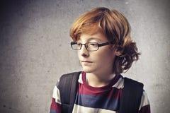 Ребенок школьного возраста стоковые фотографии rf
