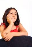 ребенок довольно Стоковые Фотографии RF