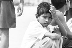 Ребенок Стоковая Фотография RF