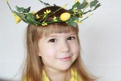 Ребенок Easters Стоковое Изображение RF