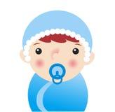 ребенок newborn Стоковая Фотография