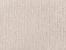Ребристая зернистая предпосылка текстуры бумаги картона kraft Стоковые Фото