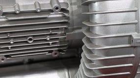 Ребро промышленного насоса стоковые изображения