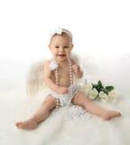 ребёнок ангела Стоковое Изображение RF