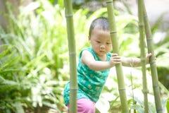 Ребёнок в лете стоковое изображение
