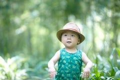 Ребёнок лета стоковые изображения rf