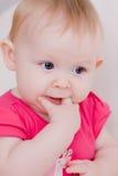 ребёнок немногая Стоковое Фото
