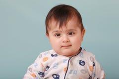 ребёнок пухлый Стоковая Фотография