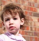 ребёнок снаружи Стоковые Изображения