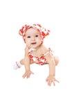 ребёнок счастливый Стоковые Изображения RF
