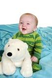 ребёнок счастливый Стоковые Фото