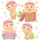 Ребёнок 9 частей бесплатная иллюстрация