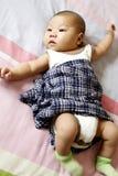 ребёнок newborn Стоковые Фото
