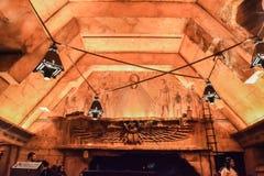 Реванш мумии Стоковые Фотографии RF