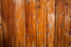 древесина амбара старая Стоковая Фотография RF