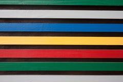 древесина предпосылки цветастая Стоковые Изображения RF