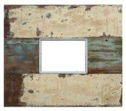 древесина рамки старая Стоковые Изображения RF