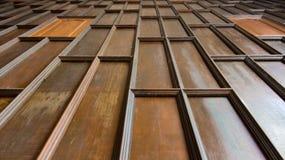 древесина стены Стоковые Изображения
