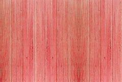 древесина текстуры предпосылки красная Стоковые Фото