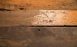 древесина текстуры предпосылки старая Стоковые Фотографии RF