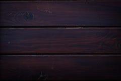 древесина текстуры предпосылки темная Стоковая Фотография RF